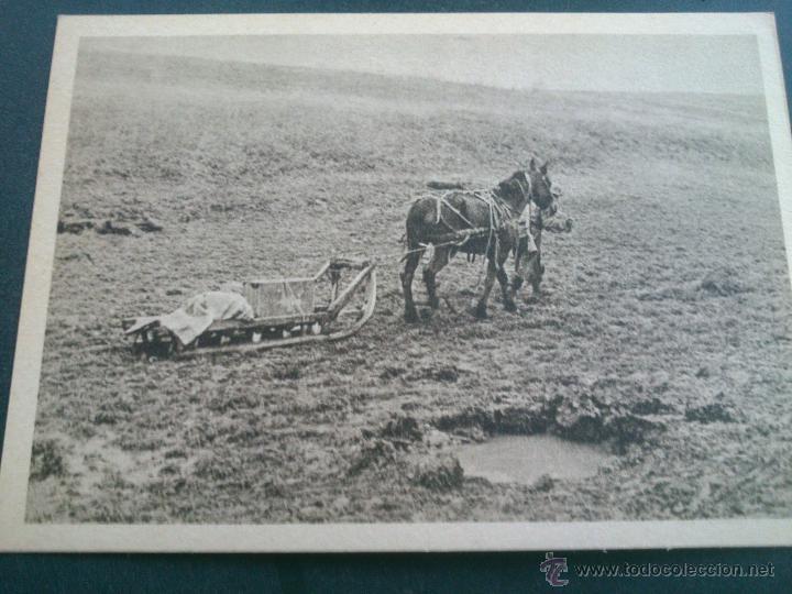 Postales: POSTALES Cartera de cartoncillo Voluntarios españoles frente al enemigo. División azul - Foto 10 - 46517709