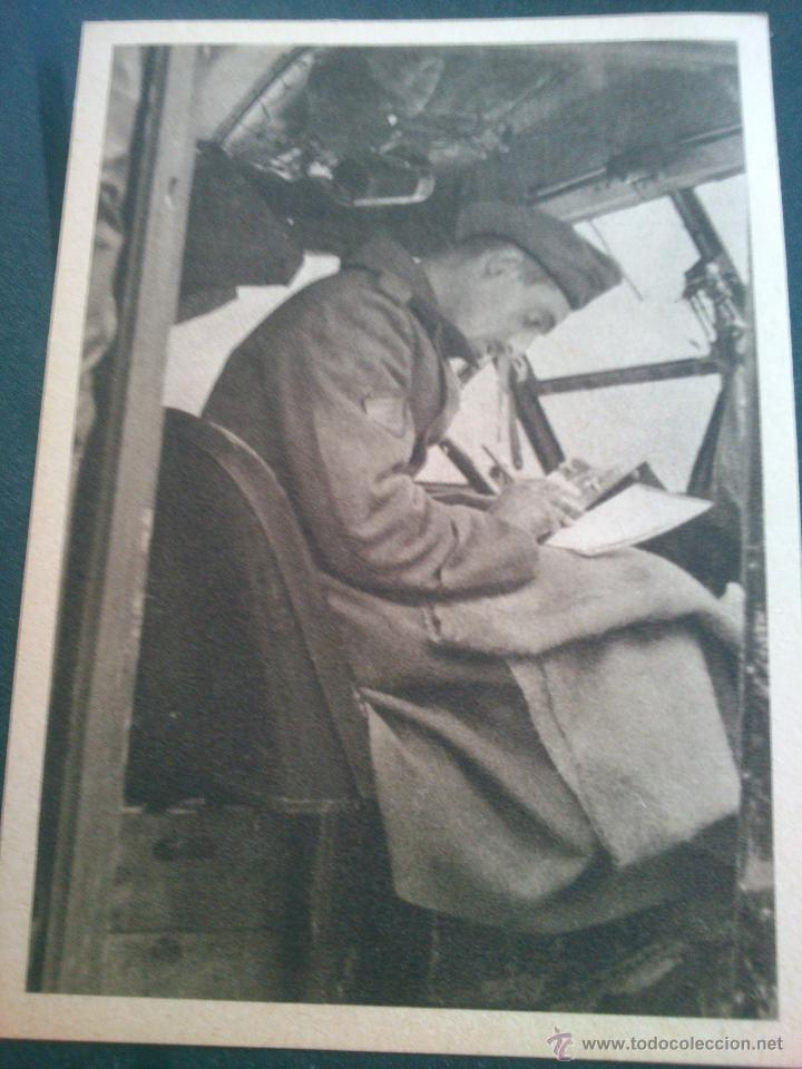 Postales: POSTALES Cartera de cartoncillo Voluntarios españoles frente al enemigo. División azul - Foto 12 - 46517709