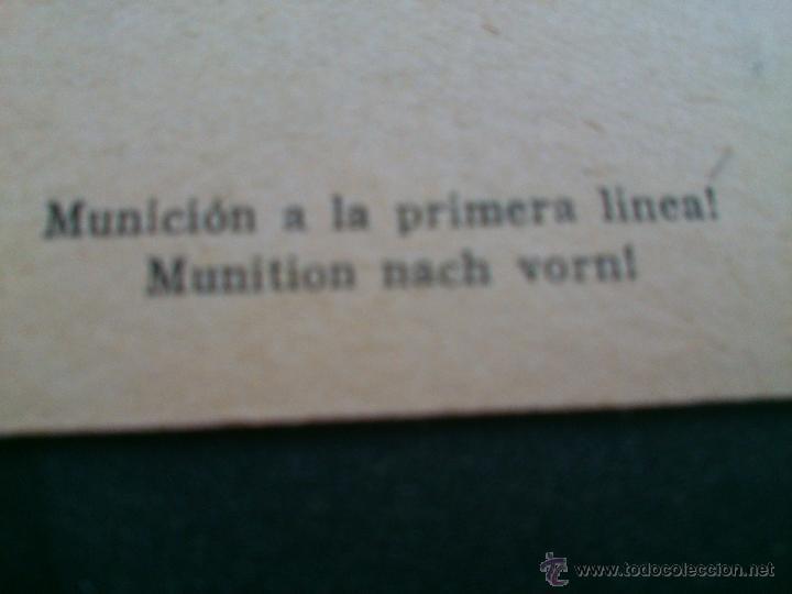 Postales: POSTALES Cartera de cartoncillo Voluntarios españoles frente al enemigo. División azul - Foto 13 - 46517709