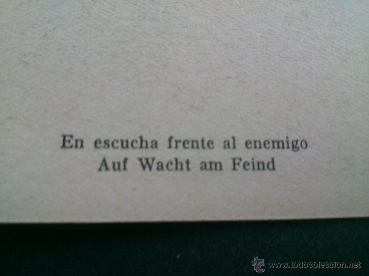 Postales: POSTALES Cartera de cartoncillo Voluntarios españoles frente al enemigo. División azul - Foto 23 - 46517709
