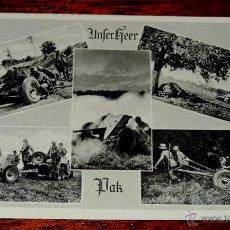 Postales: FOTO POSTAL DE WEHRMACHT, UNFERHEER PAK, KOSMOS, FRANCKH-VERLAG, STUTTGART, NO CIRCULADA.. Lote 46985677