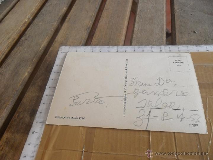 Postales: TARJETA POSTAL AVION ALEMAN II GUERRA MUNDIAL - Foto 2 - 47300105