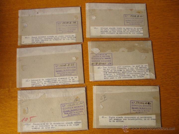 Postales: Lote postales 2ªguerra mundial alemanas, nazis - Foto 2 - 47350005
