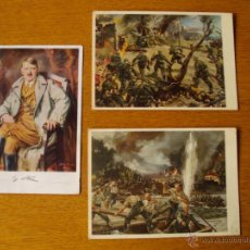 Postales: LOTE POSTALES ALEMANAS NAZIS, SEGUNDA GUERRA MUNDIAL. Lote 47350128