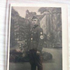 Postales: FOTO POSTAL MIEMBRO DEL RAD 1940 III REICH. Lote 51884741