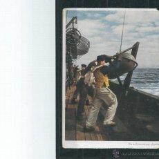 Postales - POSTAL MILITAR - BUSCAMINAS ALEMAN - - 53156208