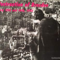 Postales: THE DESTRUCTION OF DRESDEN. 8 POSTALES 18X13. Lote 53396688