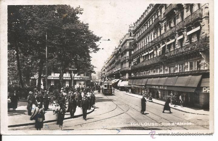 TOULOUSE-FRANCIA (Postales - Postales Temáticas - II Guerra Mundial y División Azul)