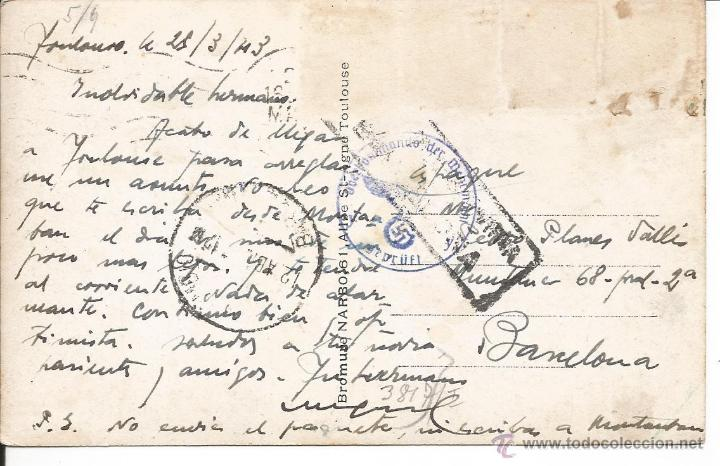 Postales: toulouse-francia - Foto 2 - 53470064