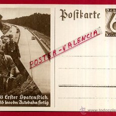 Postales: POSTAL ALEMANIA NAZI , ADOLF HITLER, II GUERRA MUNDIAL , ORIGINAL , ZZ5. Lote 53767182