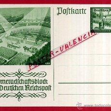 Postales: POSTAL ALEMANIA NAZI , ADOLF HITLER, II GUERRA MUNDIAL , ORIGINAL , ZZ26. Lote 53767597