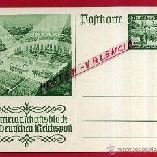 Postales: POSTAL ALEMANIA NAZI , ADOLF HITLER, II GUERRA MUNDIAL , ORIGINAL , ZZ27. Lote 53767652