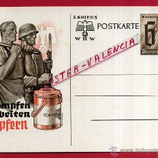 Postales: POSTAL ALEMANIA NAZI , ADOLF HITLER, II GUERRA MUNDIAL , ORIGINAL , ZZ33. Lote 53767723