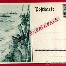 Postales: POSTAL ALEMANIA NAZI , ADOLF HITLER, II GUERRA MUNDIAL , ORIGINAL , ZZ38. Lote 53767808