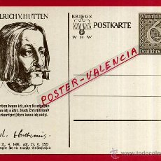 Postales: POSTAL ALEMANIA NAZI , ADOLF HITLER, II GUERRA MUNDIAL , ORIGINAL , ZZ40. Lote 53767828