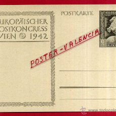 Postales: POSTAL ALEMANIA NAZI , ADOLF HITLER, II GUERRA MUNDIAL , ORIGINAL , ZZ49. Lote 53768005
