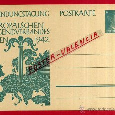 Postales: POSTAL ALEMANIA NAZI , ADOLF HITLER, II GUERRA MUNDIAL , ORIGINAL , ZZ50. Lote 53768029