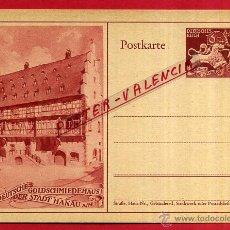 Postales: POSTAL ALEMANIA NAZI , ADOLF HITLER, II GUERRA MUNDIAL , ORIGINAL , ZZ51. Lote 53768076