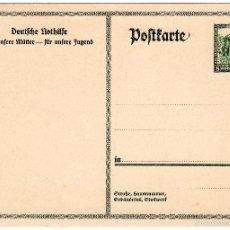 Postales: TARJETA POSTAL ALEMANA - III REICH. Lote 55335395