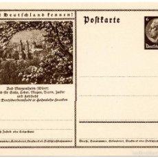 Postales: TARJETA POSTAL ALEMANA - III REICH. Lote 55335410