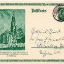 Postales: TARJETA POSTAL ALEMANA, FECHADA EN 1933 - III REICH. Lote 55335438