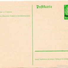 Postales: TARJETA POSTAL ALEMANA - III REICH. Lote 55335533