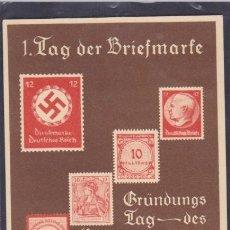 Postales: POSTAL PROPAGANDA GOBIERNO ALEMAN NACIONAL SOCIALISTA . Lote 56297251