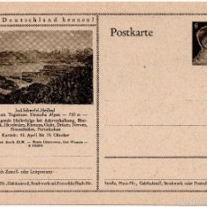 Postales: TARJETA POSTAL ALEMANA, ADOLF HITLER - III REICH. Lote 56806002