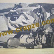 Postales: 2ª SEGUNDA GUERRA MUNDIAL. EJERCITO ALEMAN. WEHRMACHT. DER ADLER - POSTAL FOTOGRAFICA. Lote 57918827
