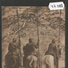 Postales: POSTAL ASOCIZIONE NAZIONALE MUTILATI E INVALIDI GUERRA -VER REVERSO -(47.088). Lote 81940296