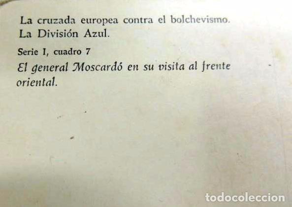 Postales: CRUZADA EUROPEA CONTRA EL BOLCHEVISMO - Foto 2 - 83623060