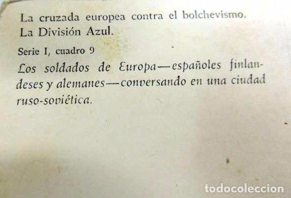 Postales: CRUZADA EUROPEA CONTRA EL BOLCHEVISMO - Foto 2 - 83623156