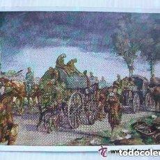 Postales: POSTAL DEL EJERCITO ALEMAN . RECUERDO DE LA DIVISION AZUL. Lote 84434556