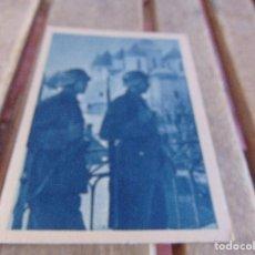 Postales: TARJETA POSTAL ORIGINAL DE LA DIVISION AZUL EN ESCUCHA FRENTE AL ENEMIGO. Lote 87215144