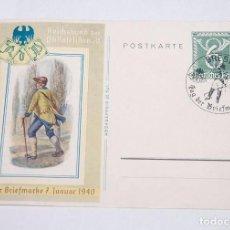 Postales: POSTKARTE EPOCA TERCER REICH ALEMAN. Lote 90093624