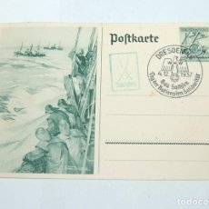 Postales: POSTKARTE EPOCA TERCER REICH ALEMAN. Lote 90093700