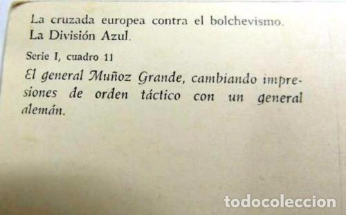 Postales: CRUZADA EUROPEA CONTRA EL BOLCHEVISMO - Foto 2 - 97621727