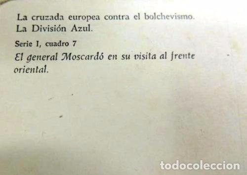 Postales: CRUZADA EUROPEA CONTRA EL BOLCHEVISMO - Foto 2 - 97621923