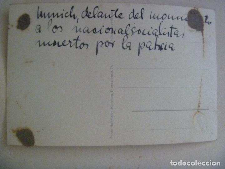 Postales: POSTAL DE LA ALEMANIA NAZI : VISITA DEL DUCE A BERLIN. RECUERDO DE LA DIVISION AZUL - Foto 2 - 118448934