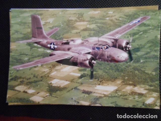 Postales: LOTE DE 31 POSTALES TEMATICAS DE LA II GUERRA MUNDIAL. USA. SIN CIRCULAR - Foto 7 - 99643955