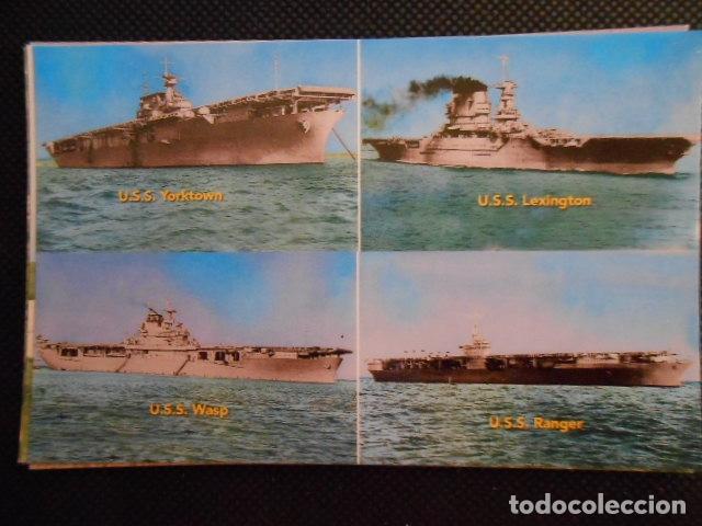 Postales: LOTE DE 31 POSTALES TEMATICAS DE LA II GUERRA MUNDIAL. USA. SIN CIRCULAR - Foto 9 - 99643955