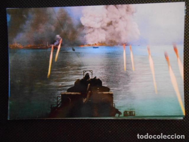 Postales: LOTE DE 31 POSTALES TEMATICAS DE LA II GUERRA MUNDIAL. USA. SIN CIRCULAR - Foto 11 - 99643955