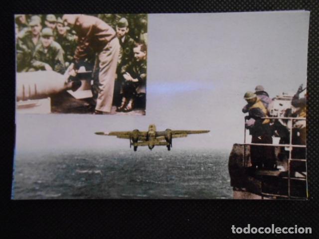 Postales: LOTE DE 31 POSTALES TEMATICAS DE LA II GUERRA MUNDIAL. USA. SIN CIRCULAR - Foto 13 - 99643955