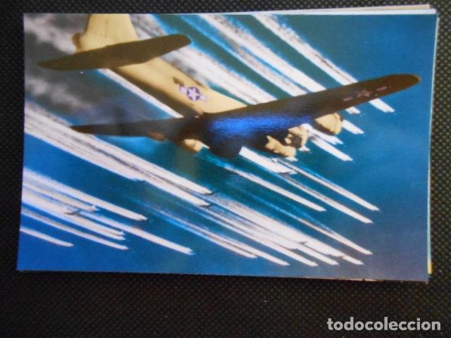 Postales: LOTE DE 31 POSTALES TEMATICAS DE LA II GUERRA MUNDIAL. USA. SIN CIRCULAR - Foto 15 - 99643955