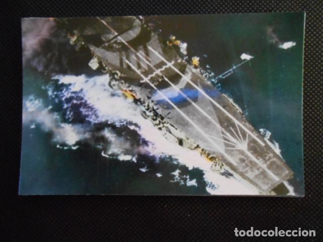Postales: LOTE DE 31 POSTALES TEMATICAS DE LA II GUERRA MUNDIAL. USA. SIN CIRCULAR - Foto 17 - 99643955