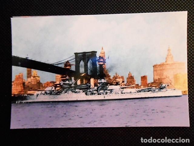 Postales: LOTE DE 31 POSTALES TEMATICAS DE LA II GUERRA MUNDIAL. USA. SIN CIRCULAR - Foto 19 - 99643955