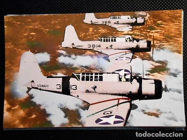 Postales: LOTE DE 31 POSTALES TEMATICAS DE LA II GUERRA MUNDIAL. USA. SIN CIRCULAR - Foto 21 - 99643955