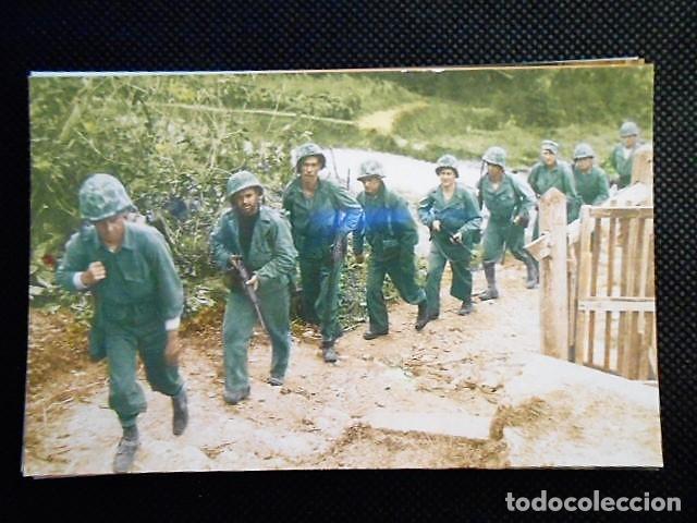 Postales: LOTE DE 31 POSTALES TEMATICAS DE LA II GUERRA MUNDIAL. USA. SIN CIRCULAR - Foto 30 - 99643955