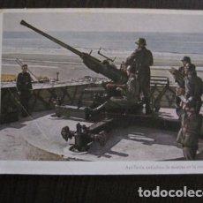 Postales: POSTAL SEGUNDA GUERRA MUNDIAL -II GUERRA MUNDIAL -ORIGINAL-CARL WERNER-VER REVERSO-(50.741). Lote 101394411