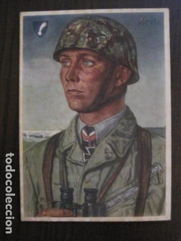 POSTAL SEGUNDA GUERRA MUNDIAL -II GUERRA MUNDIAL -ORIGINAL -VER REVERSO-(50.754) (Postales - Postales Temáticas - II Guerra Mundial y División Azul)